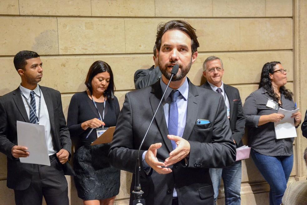 Dr. Jairinho tem mandato cassado na Câmara do Rio (Foto: Câmara do Rio de Janeiro)