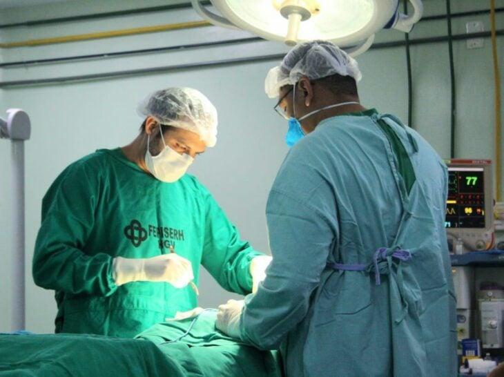 Hospital Getúlio Vargas retoma cirurgias eletivasHospital Getúlio Vargas retoma cirurgias eletivas
