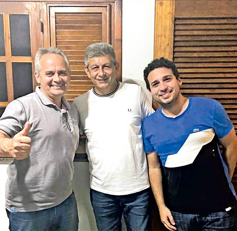 Zé Filho será candidato a estadual pelo PP com apoio do vice-prefeito Beto, do partido