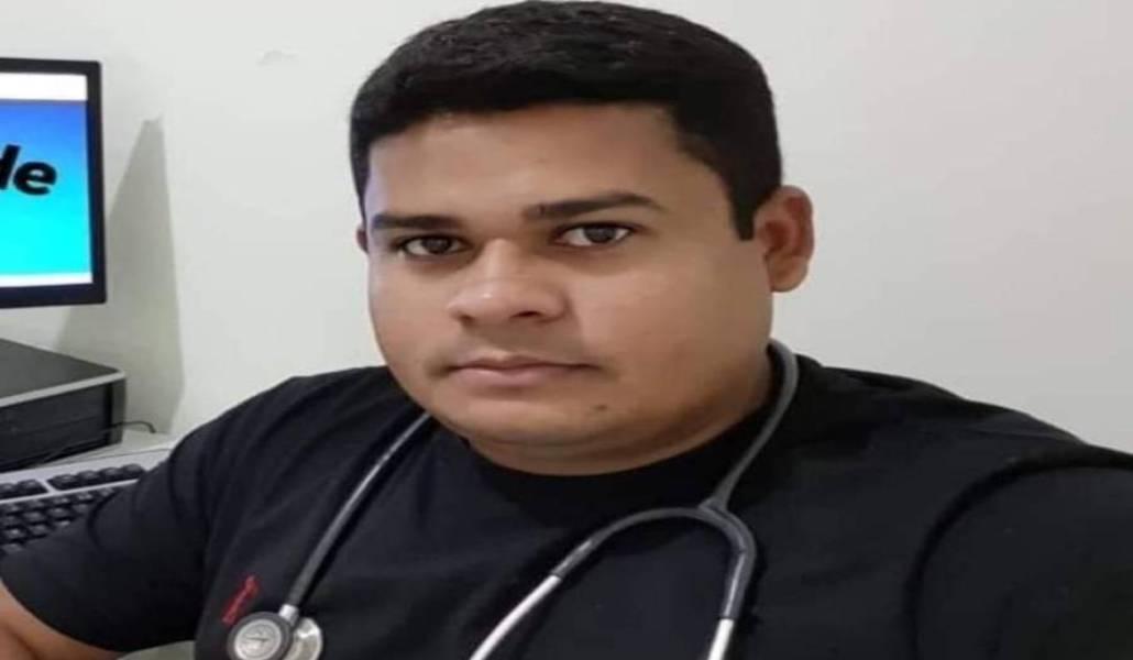 Médico de 35 anos não resistiu às complicações da Covid (Foto: Reprodução)