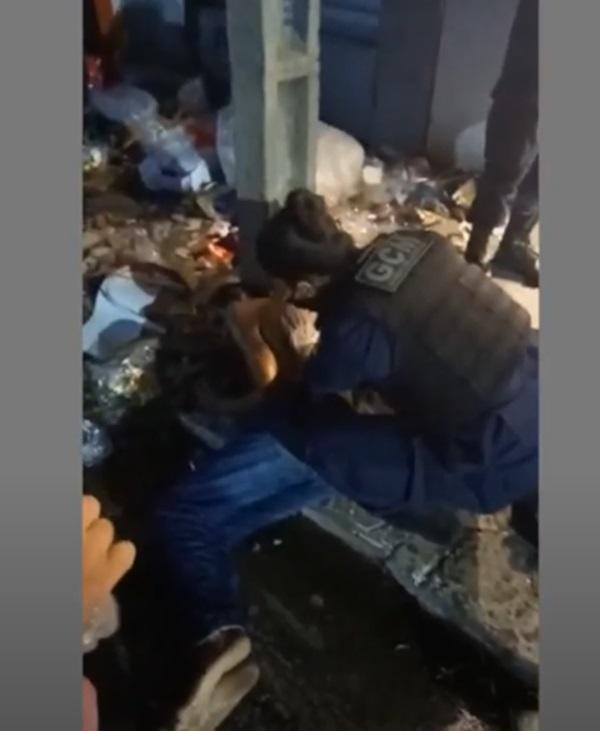 Morador de rua é esfaqueado por desafeto no Centro de Teresina - Imagem 1
