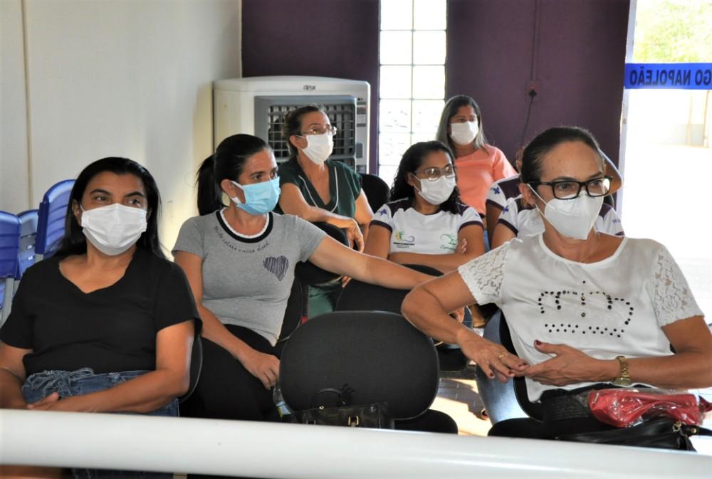 Prefeitura de Hugo Napoleão realiza mini curso de atualização de curativos - Imagem 4