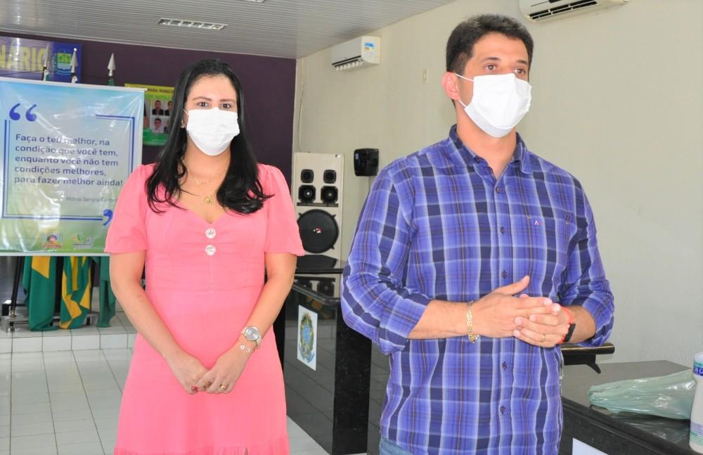 Prefeitura de Hugo Napoleão realiza mini curso de atualização de curativos - Imagem 5