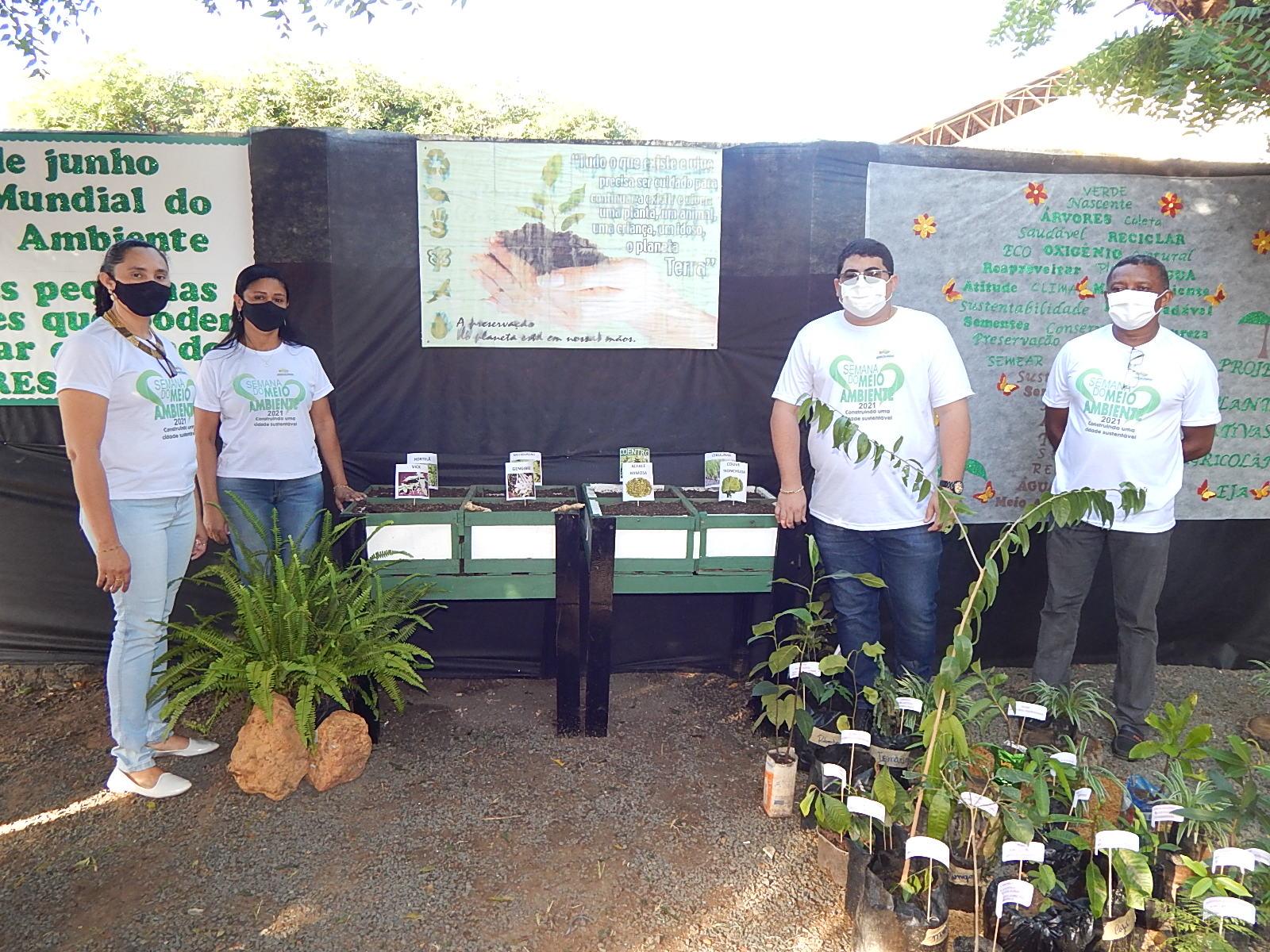 Dia Mundial do Meio Ambiente é lembrado em Agricolândia em Escolas  - Imagem 7