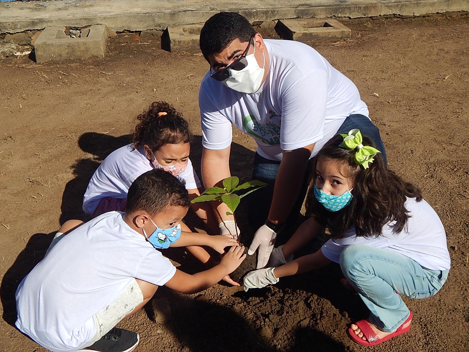 Dia Mundial do Meio Ambiente é lembrado em Agricolândia em Escolas  - Imagem 3