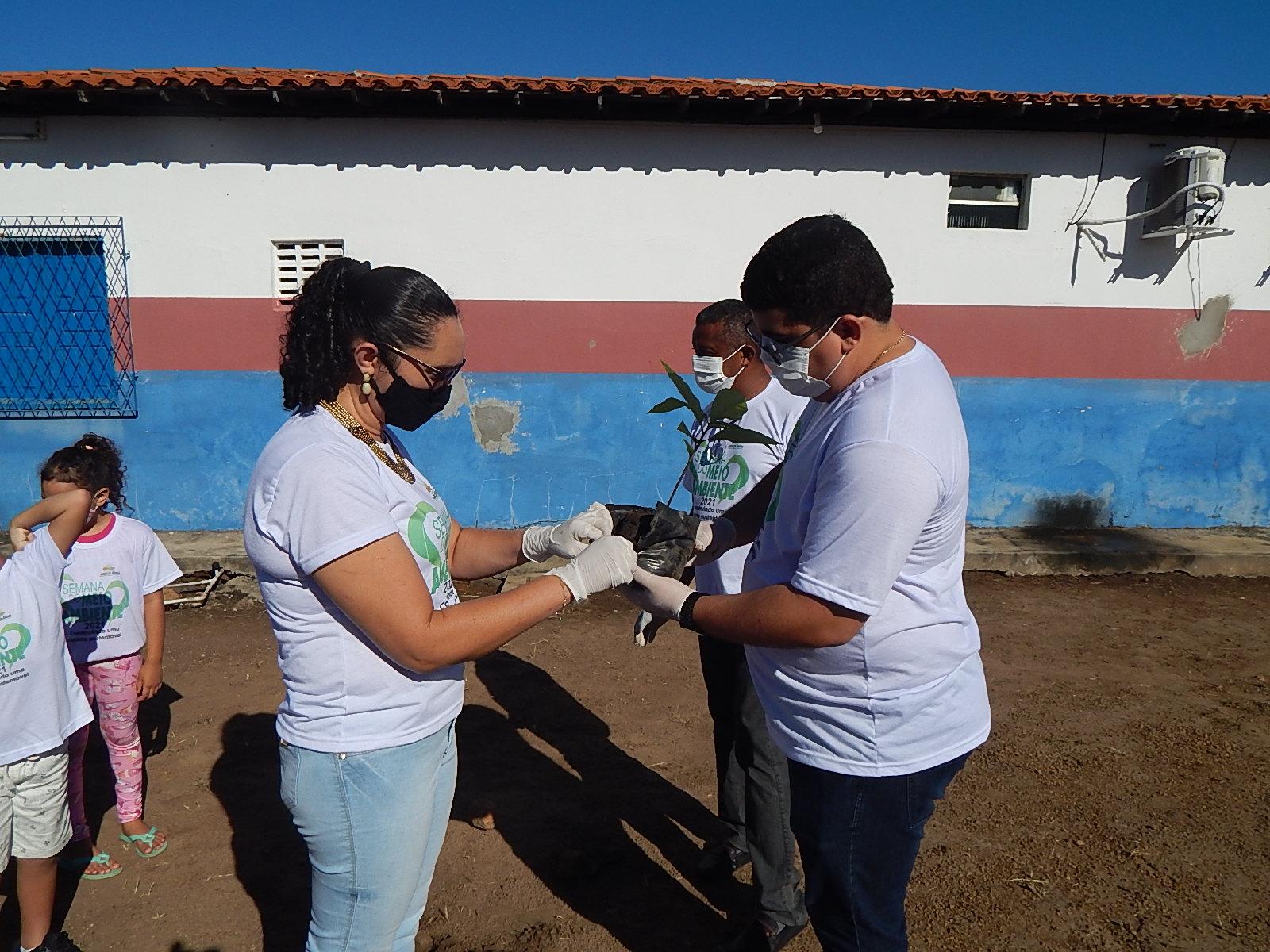 Dia Mundial do Meio Ambiente é lembrado em Agricolândia em Escolas  - Imagem 5