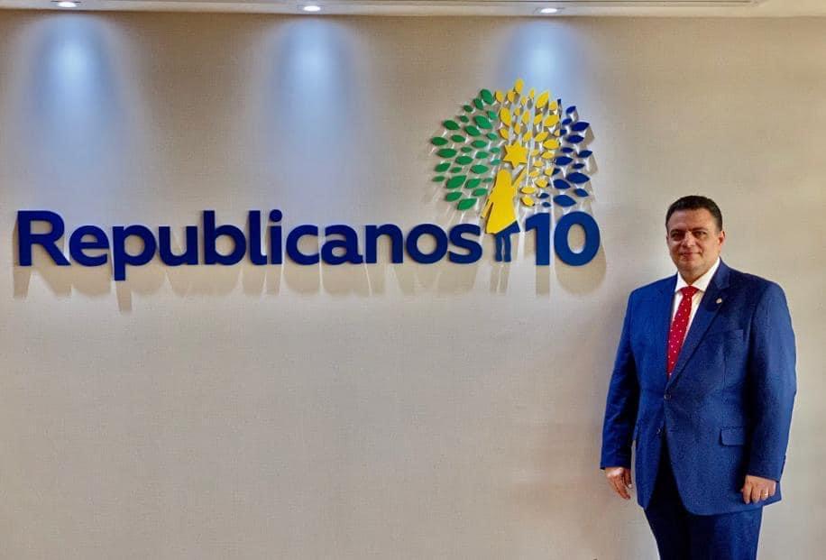 Deputado estadual Gessivaldo Isaías nega saída do Republicanos - Foto: Reprodução