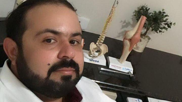 Médico tinha 36 anos e não resistiu às complicações da doença (Foto: Reprodução)