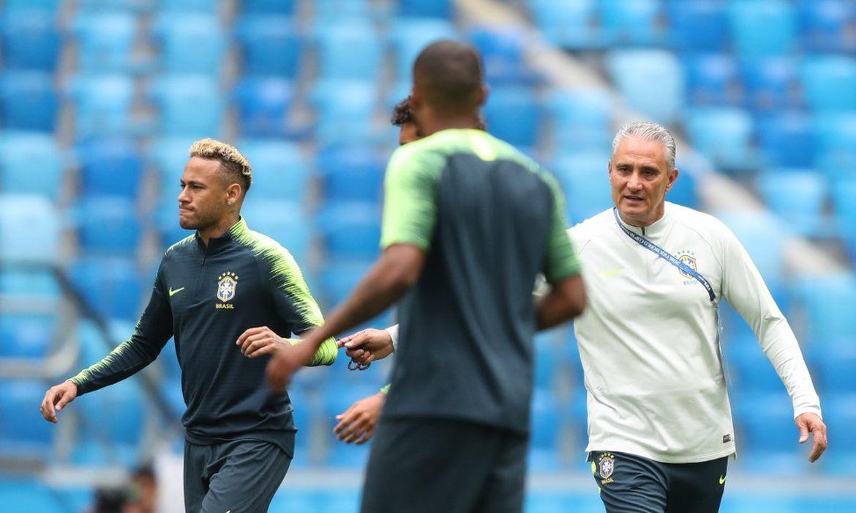 Tite teve atrito com CBF por conta da realização Copa do Brasil- (Lucas Figueiredo/CBF/Direitos Reservados)