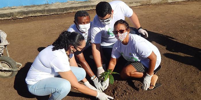 Dia Mundial do Meio Ambiente é lembrado em Agricolândia em Escolas