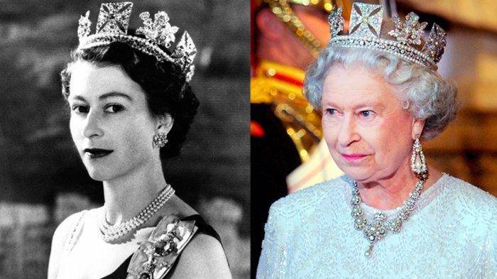 Rainha celebra 70 anos de reinado