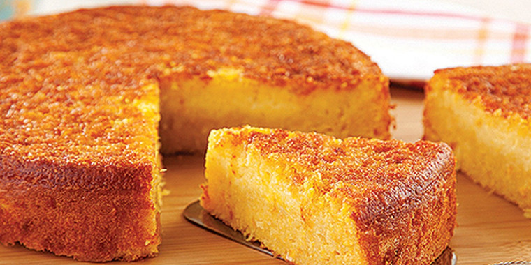 Aprenda a fazer bolo de milho com leite condensado para o lanche