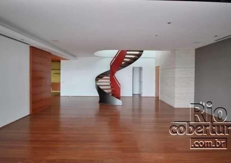 Área interna do apartamento