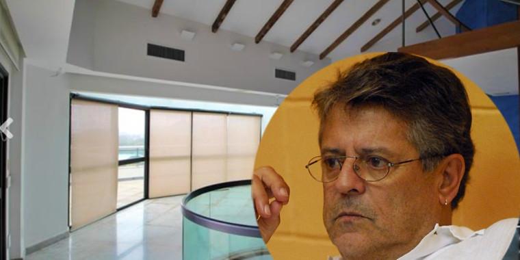 Cobertura duplex de Marcos Paulo está à venda no Rio, por R$ 9,9 milhões