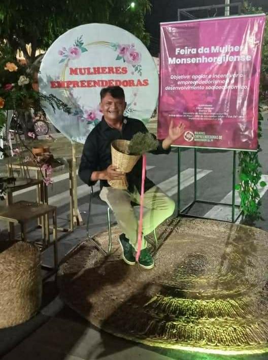 I Feira das Mulheres Emprendedoras de Monsenhor Gil é realizada com sucesso - Imagem 16