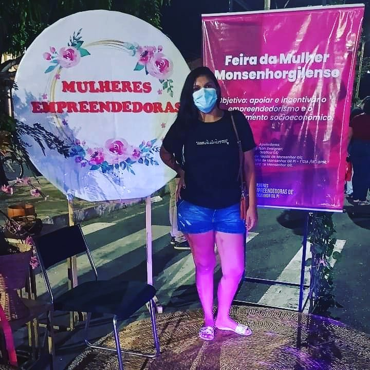 I Feira das Mulheres Emprendedoras de Monsenhor Gil é realizada com sucesso - Imagem 19