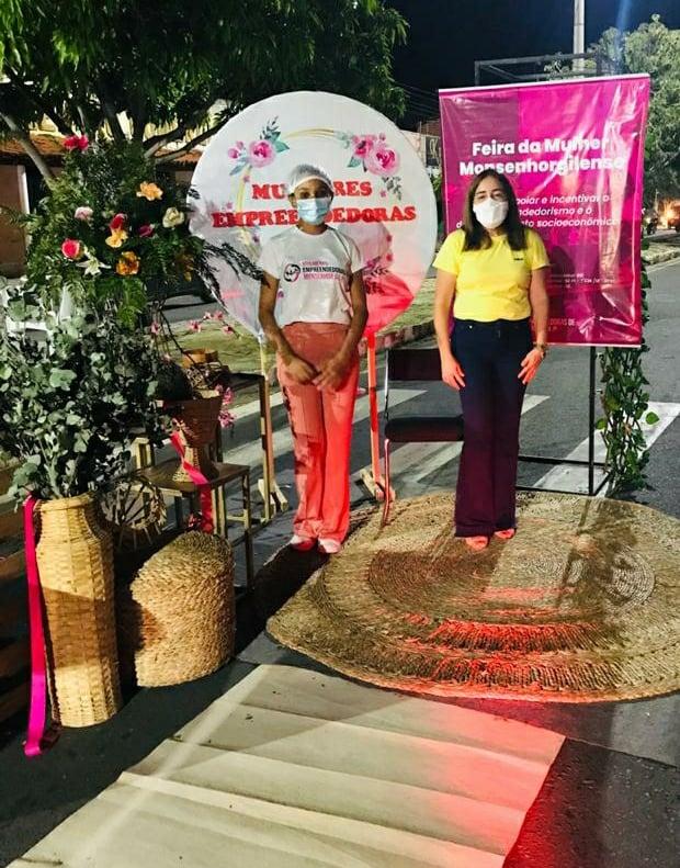 I Feira das Mulheres Emprendedoras de Monsenhor Gil é realizada com sucesso - Imagem 11