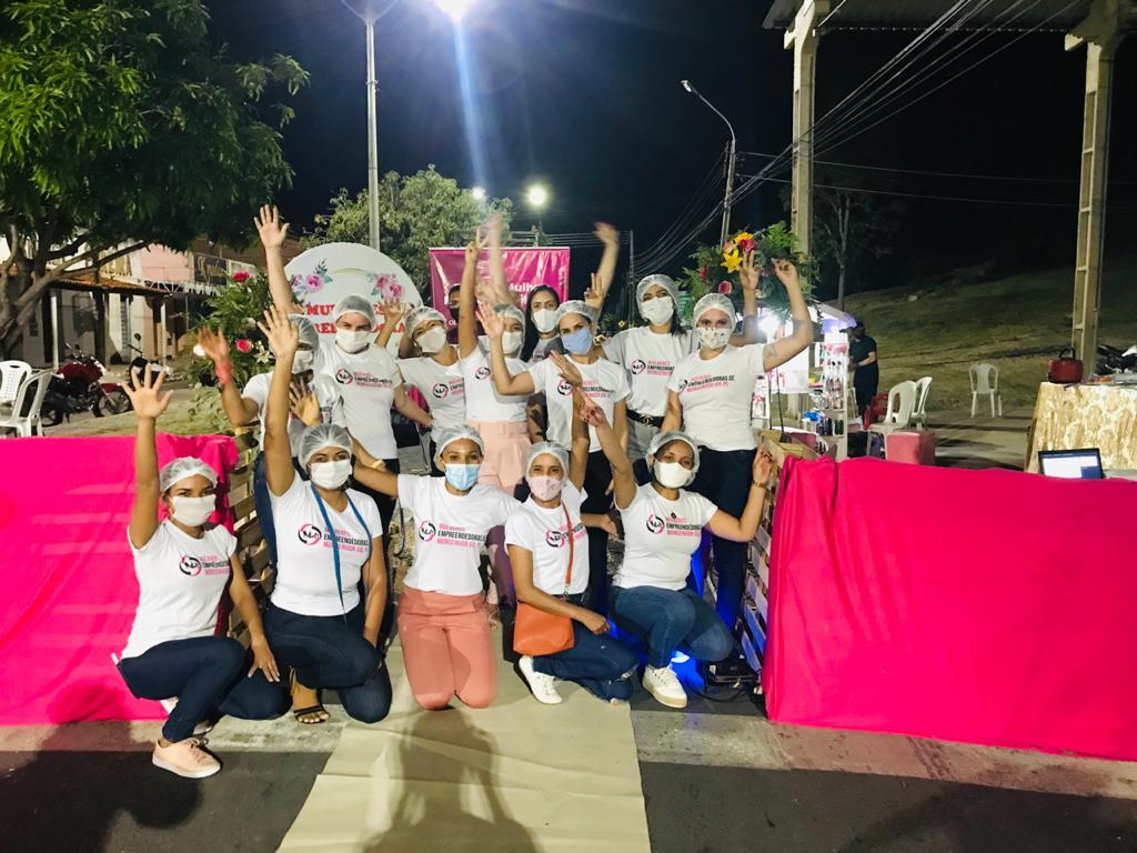I Feira das Mulheres Emprendedoras de Monsenhor Gil é realizada com sucesso - Imagem 3