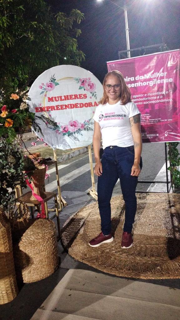 I Feira das Mulheres Emprendedoras de Monsenhor Gil é realizada com sucesso - Imagem 14