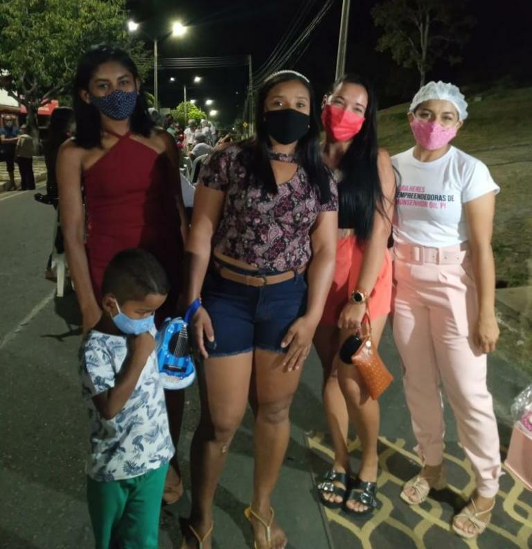 I Feira das Mulheres Emprendedoras de Monsenhor Gil é realizada com sucesso - Imagem 13