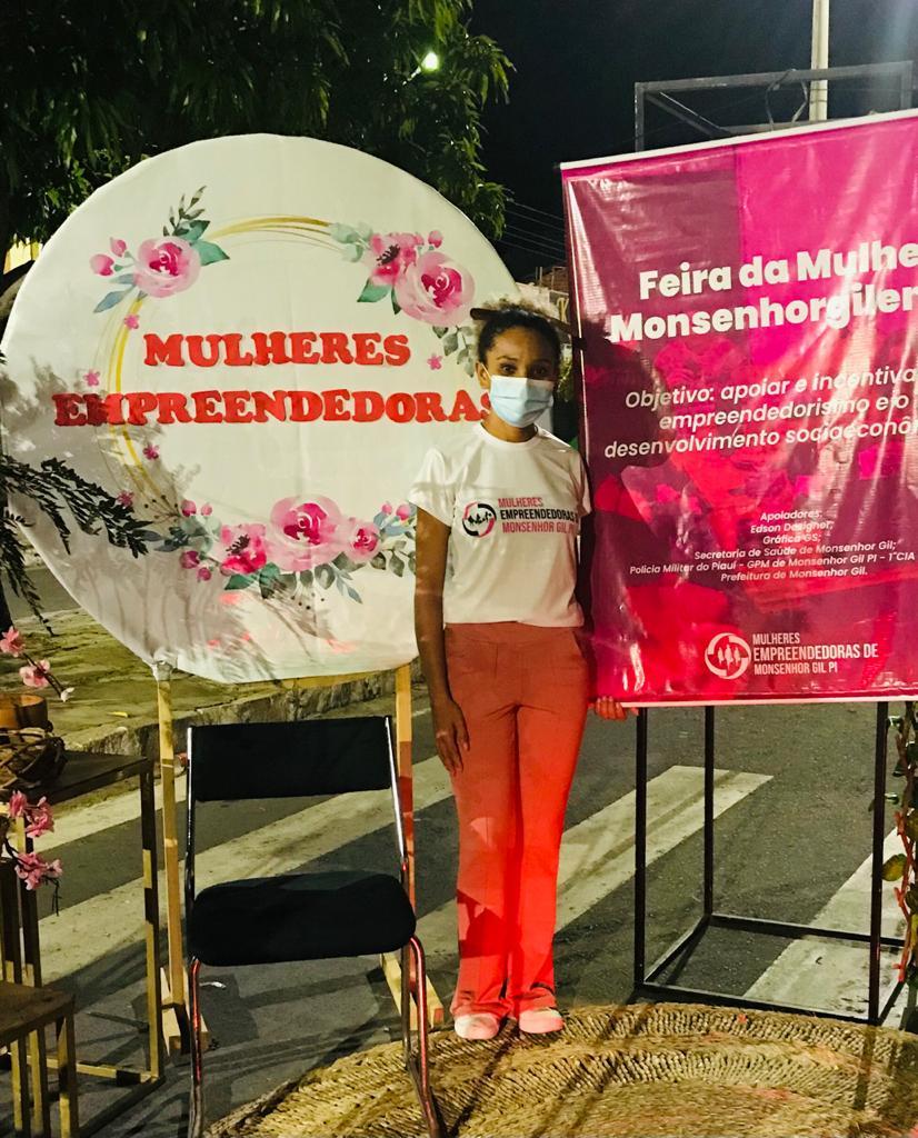 I Feira das Mulheres Emprendedoras de Monsenhor Gil é realizada com sucesso - Imagem 2