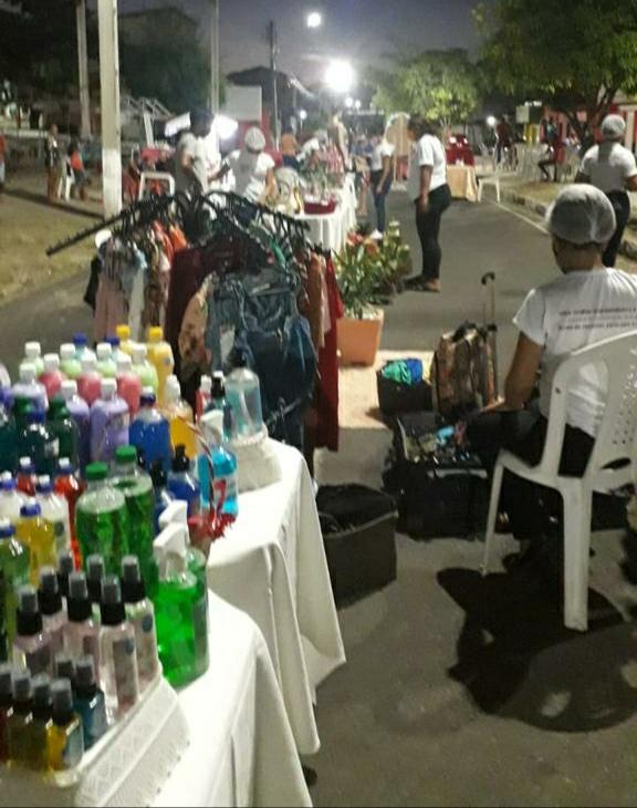 I Feira das Mulheres Emprendedoras de Monsenhor Gil é realizada com sucesso - Imagem 9