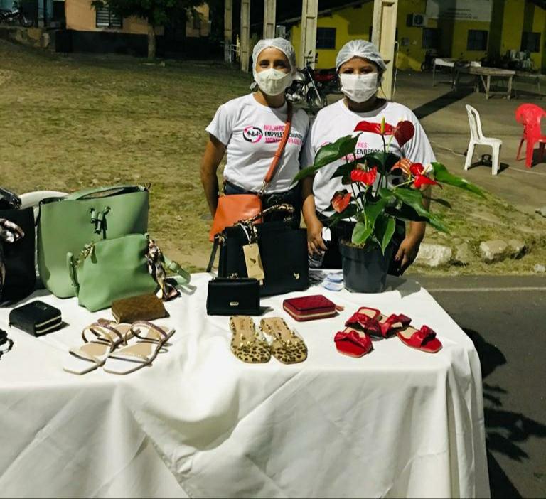 I Feira das Mulheres Emprendedoras de Monsenhor Gil é realizada com sucesso - Imagem 12