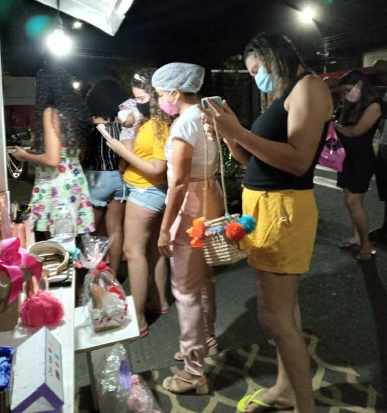 I Feira das Mulheres Emprendedoras de Monsenhor Gil é realizada com sucesso - Imagem 18