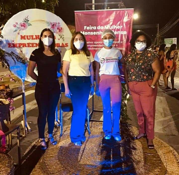 I Feira das Mulheres Emprendedoras de Monsenhor Gil é realizada com sucesso - Imagem 1