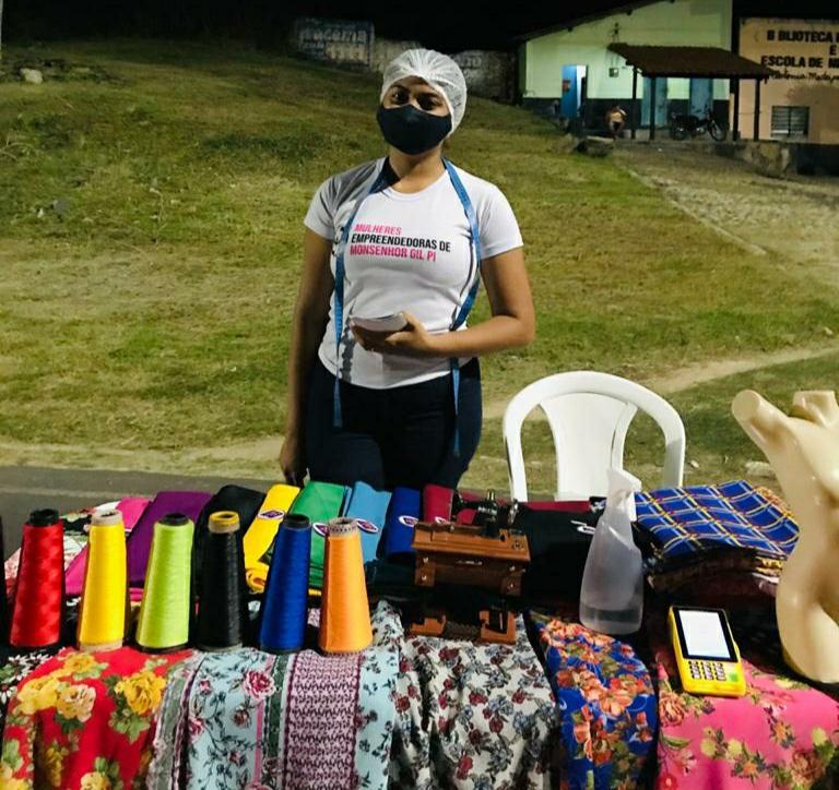 I Feira das Mulheres Emprendedoras de Monsenhor Gil é realizada com sucesso - Imagem 15