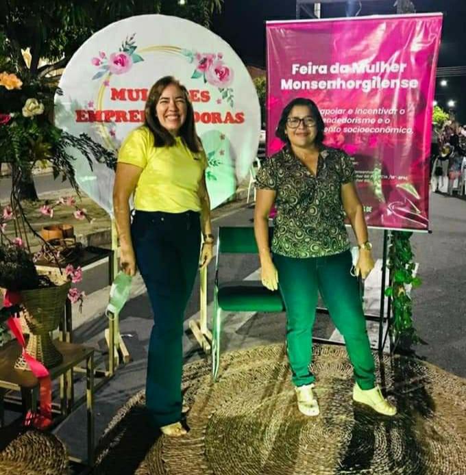 I Feira das Mulheres Emprendedoras de Monsenhor Gil é realizada com sucesso - Imagem 17
