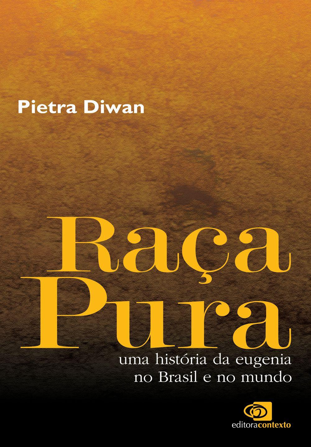 Livro Raça Pura, de Pietra Diwan