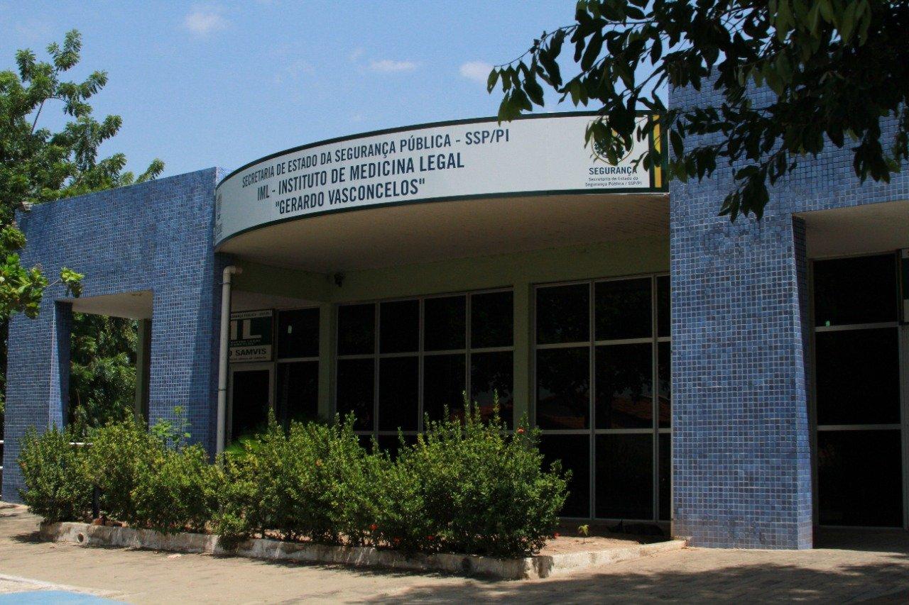 IML de Teresina possui corpos sem identificação ( foto: José Alves)