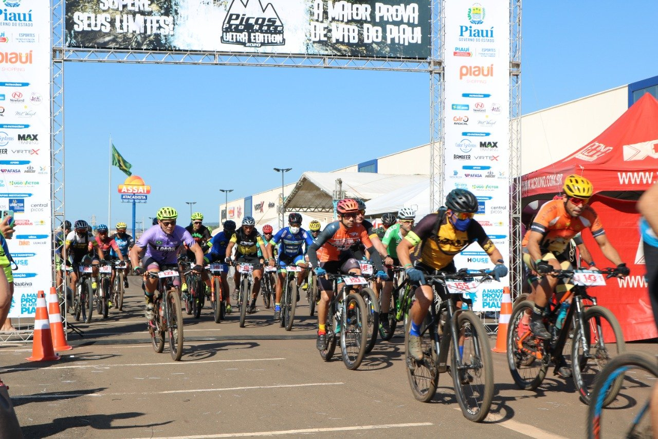 Participantes da Picos Pro Race farão teste de Covid-19