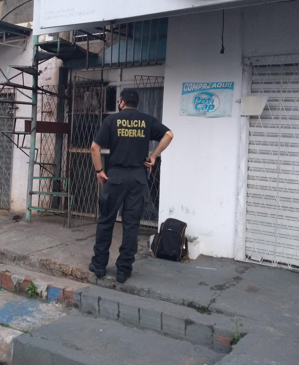 Fraudes causaram prejuízo de R$ 2,1 milhões aos INSS - Foto: Divulgação/PF
