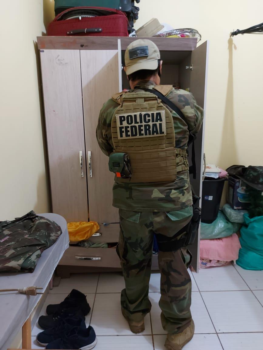 Mandados foram cumpridos em Teresina, José de Freitas e Timon - Foto: Divulgação/PF