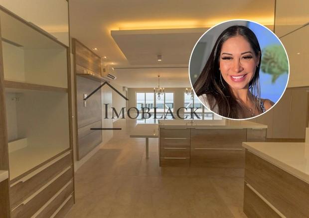 Cobertura de Mayra Cardi no Rio de Janeiro está à venda por R$ 16 milhões (Foto: Reprodução)