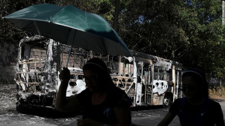 Manaus vive onda de violência