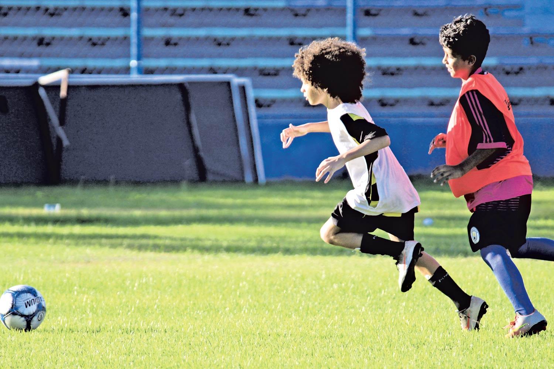 Associação atende crianças e adolescentes (Foto: Raissa Morais)