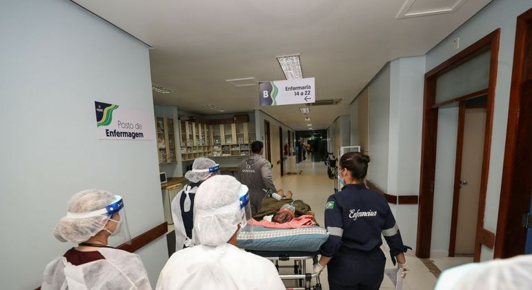 Brasil registra 2.723 mortes por Covid-19 e mais de 85 mil casos em 24h - Imagem 1