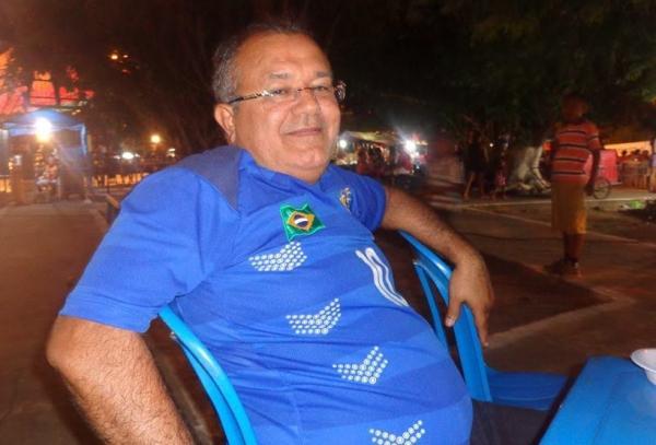 Advogado Kelson Dias foi morto a tiros (Foto: Reprodução)