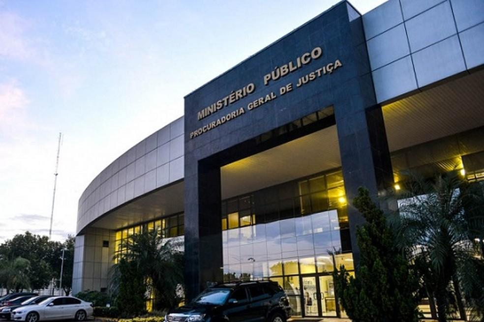 Denúncia foi oferecida ao Ministério Público Estadual de Mato Grosso em outubro do ano passado — Foto: MPE-MT