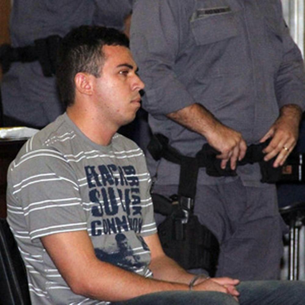 O detento cumpre a pena de 39 anos de prisão desde 2008 em Tremembé. — Foto: Diogo Moreira/ Futura Press/ AE