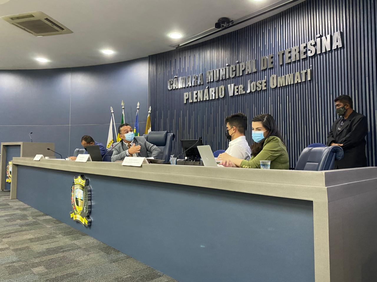 Vereador Dudu faz análise da CPI do transporte público