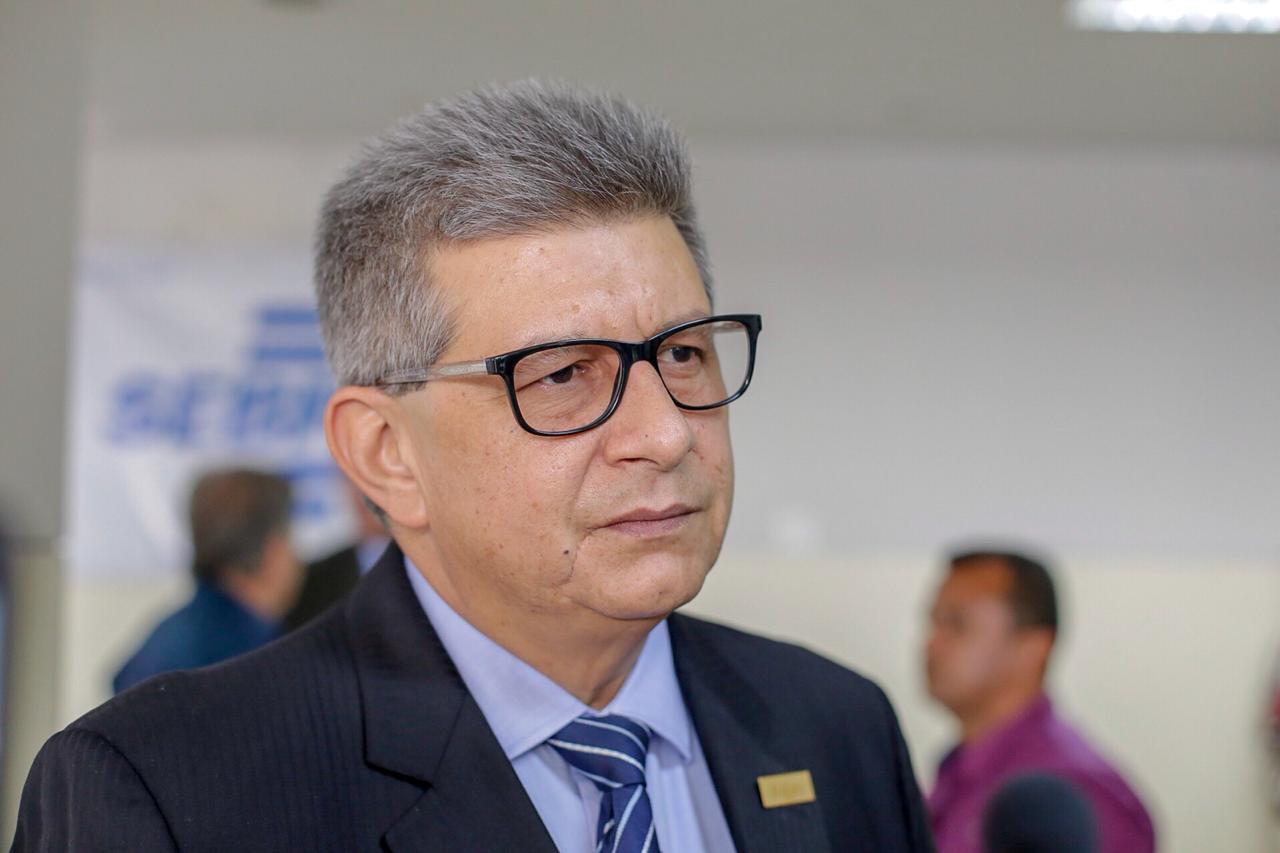Presidente da FIEPI, Zé Filho, solicitou ao Governo do Estado a vacinação dos trabalhadores - Foto: Ascom