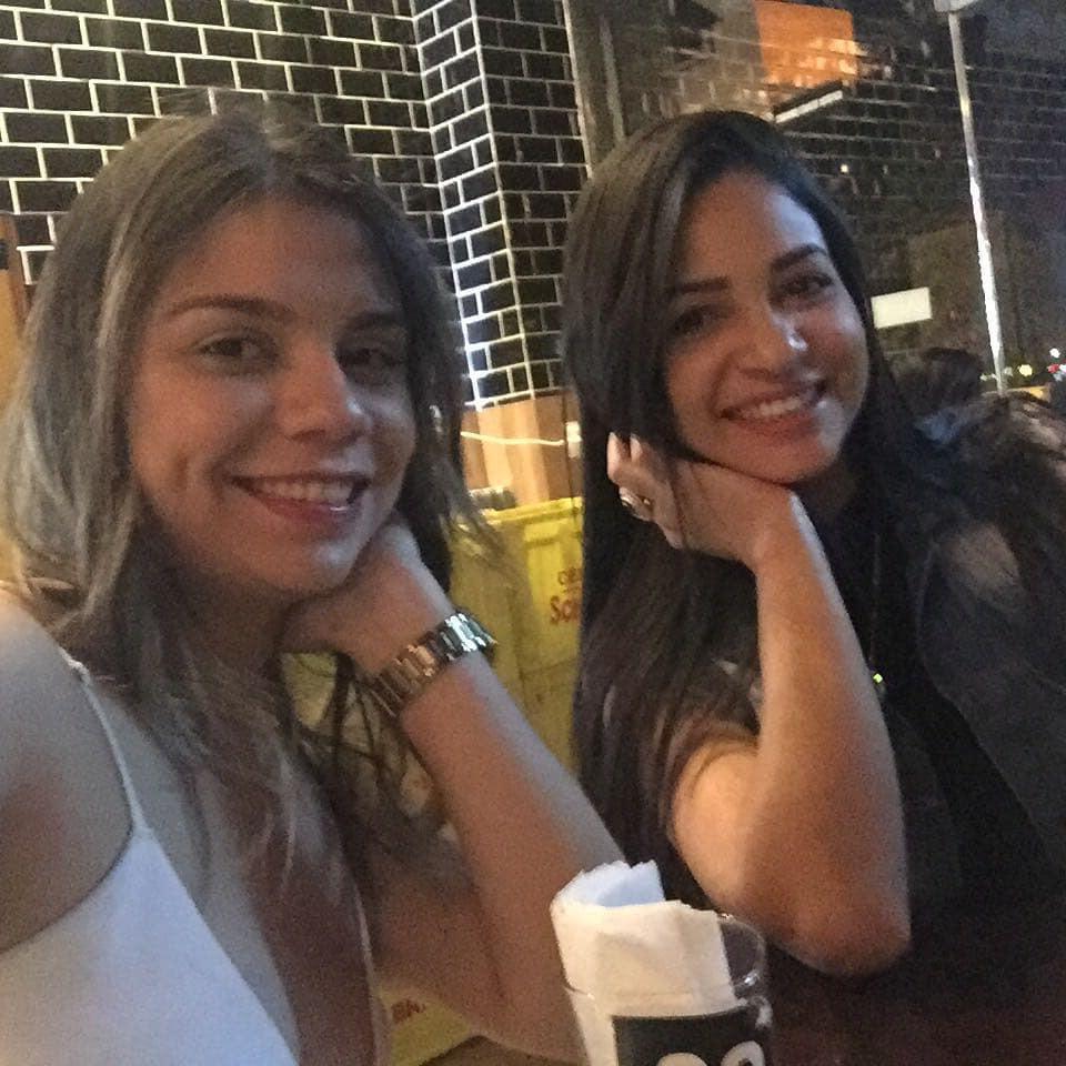 Vanessa Carvalho e Anuxa Alencar