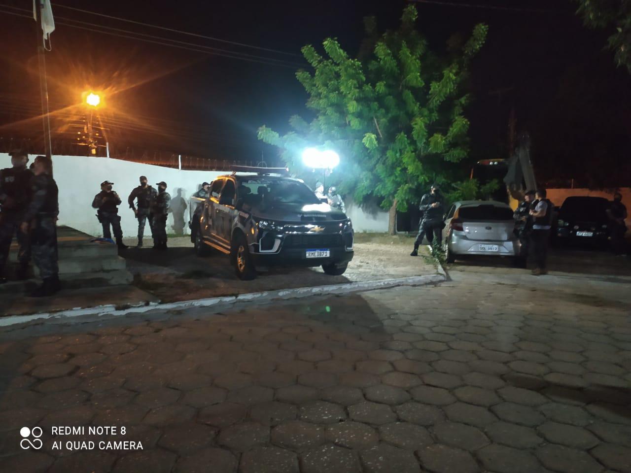 Polícia deflagra operação e cumpre mandados contra o crime organizado no PI - Imagem 2