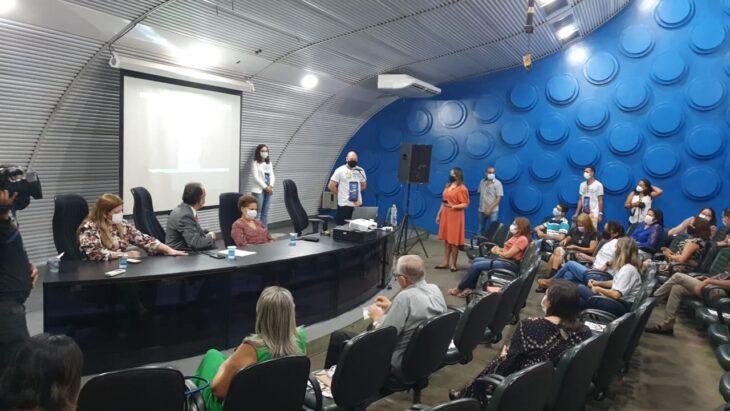 Programa Prova de Vida 2021 é lançado (Foto: Ccom)