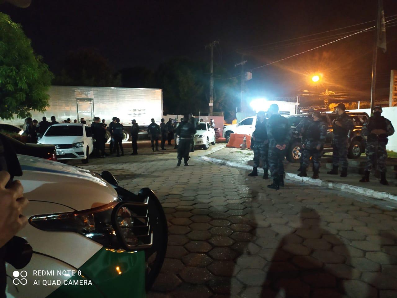 Polícia deflagra operação e cumpre mandados contra o crime organizado no PI - Imagem 1