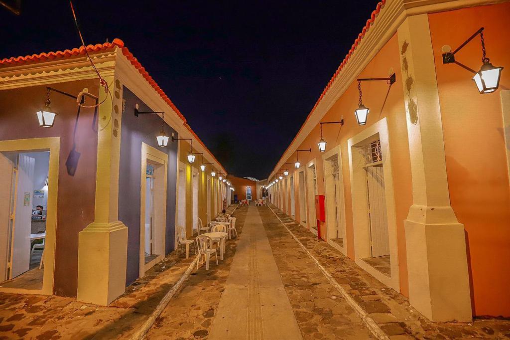 Complexo Porto das Barcas (Foto: João Albert)